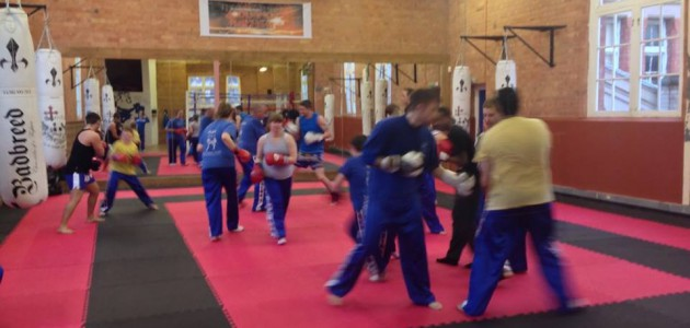 Structured Kickboxing