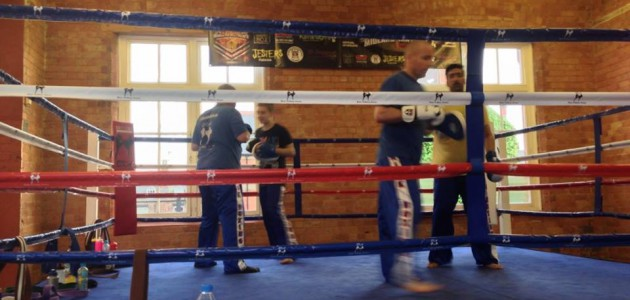 Adults Structured Kickboxing